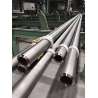 Wholesale Incoloy Alloy 825 seamless pipe , Nickel Alloy Pipe ASTM B 163 / ASTM B 704, 100% ET AND HT from china suppliers