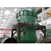 Wholesale Plate Type Vertical Pressure Leaf Filter Batch Working Hermetically Operated from china suppliers