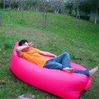 Quality Inflatable Outdoor Leisure Equipment 260cm X 70cm Nylon Ripstop Sleeping Bag for sale