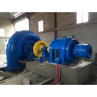 Wholesale Mini / Micro / Small Francis Hydro Turbine , Francis Turbine Generator from china suppliers