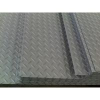 Wholesale Industrial Plant Galvanized Steel Checkered Plate ASTM A36 S235JR , Tear Shaped from china suppliers