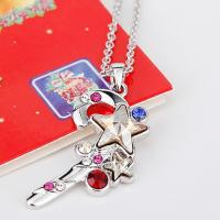 Wholesale Ref No.: 109025 Christmas magic wand Necklace  jewellry online australia wholesale costume jewelry from china suppliers