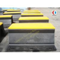 Wholesale High Energy Absorption Solid Marine Rubber Fender For Harbor , Arch Type from china suppliers