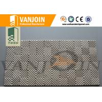 Wholesale Acid - Resistant Clay Wall Tile Breathable , Composite Roof Panels Environmental Insulated from china suppliers