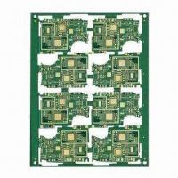 Wholesale 4-layer Memory PCB with 1.6mm Thickness, HIGH TG.blind holes. from china suppliers