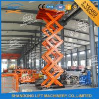 Wholesale Low Profile Lift Table Hydraulic Scissor Lift Table / Material Handling Lifts from china suppliers