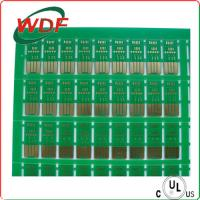 1 oz 1.6mm Single Layer PCB Board