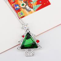 Wholesale Ref No.: 109024 Christmas tree Necklace  jewellery wholesale uk wholesale costume fashion jewelry from china suppliers