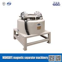 Wholesale Multi Magnetic Pole Dried Powder Electromagnetic Separator With 30000 Gauss Dry Magnetic Separator from china suppliers