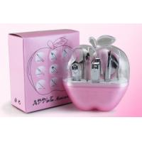 Wholesale Fashion Design Apple Manicure Nails Set Beauty Nail Tool Sets from china suppliers
