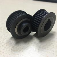Buy cheap High quality aluminum/steel timing pulley HTD3m from wholesalers