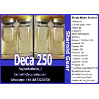 Buy cheap Single Blend Oil Injectable Anabolic Steroids Deca 250 Nandrolone decanoate Bodybuilding from wholesalers