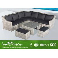 Buy cheap Professional Rattan Patio Seating Sets Modern Design With Colorful Color from wholesalers
