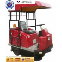 Wholesale electric street sweeping machine from china suppliers