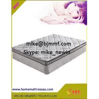 Wholesale Elegant Euro Top Bonnell pocket Spring Mattress from china suppliers