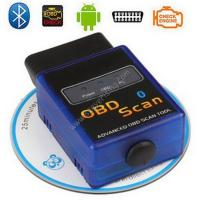Wholesale Mini Elm327 Code Reader Blutooth OBD2 Auto Diagnostic from china suppliers