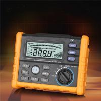 Wholesale High Accurate Insulation Resistance Meter AC megger insulation tester from china suppliers