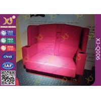 Wholesale Commercial Furniture VIP Cinema Theater Seating Chairs With Headrest from china suppliers