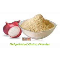 Wholesale Dehydrated Onion Natural Vegetable Powder Benefit For Liver / Stomach from china suppliers