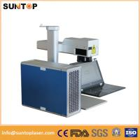 Wholesale Rotary Laser Marking Machine laser rotating marking machine with power 20W from china suppliers
