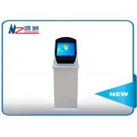 Wholesale Customzied design hospital check in kiosk with coin dispenser function from china suppliers