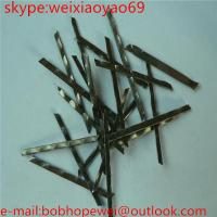 Wholesale HOOK END Steel Fiber for Building Concrete from china suppliers
