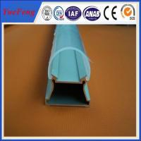 Wholesale 15mm deep aluminum profiles with PC/PMMA Cover for decorative led strip lighting from china suppliers