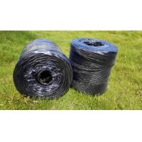 Wholesale Recycled Pp Baler Twine For Agriculture Packing 1g/m 2g/m 2.5g/m 3g/m from china suppliers