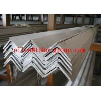 Wholesale SS316 Angle Bar AN 8550 Grade: Stainless Steel 316 Size: 75×75×6MM×6M from china suppliers