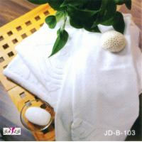 Wholesale Thick Pure White Personalized 100 % Cotton Hotel Bath Towel 70 * 140cm from china suppliers