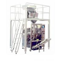Quality Full automatic vertical bag packing machine Carbon steel, material contact part 304 stainless steel for sale
