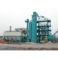 Quality 80~150℃ Filtering Bag Aready Mix Batching Plant , 320T / H Asphalt Production Machine for sale