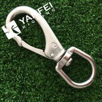 Wholesale Stainless steel AISI304/316 snap hook with swivel eye from china suppliers