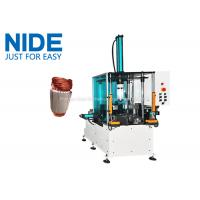 Wholesale High Efficiency Motor Stator Coil Winding Middle Forming Machine from china suppliers