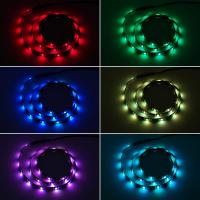 Buy cheap Decorated LED Strip Flexible IP65 SMD 5050 Light Chains from wholesalers