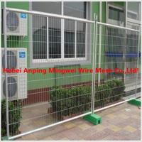 China Cheap Hot Dipped Galvanized Temporary Fence/ Australia Standard Temporary Fence Panels Hot Sale on sale