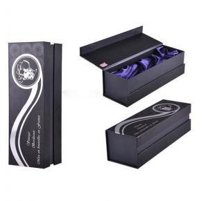 Wholesale Custom design cardboard wine box, Wine packaging box, Wine gift box from china suppliers