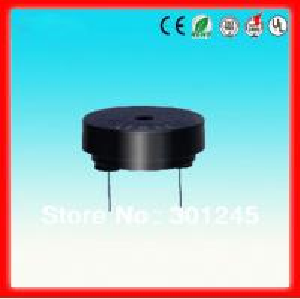 Wholesale Piezo Buzzer with Lead Wire Buzzerphone Alarm 17x7mm 30V 4500Hz from china suppliers
