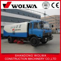Wholesale Dongfeng 153 Sweeper truck from china suppliers