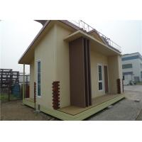 Wholesale Modern Decorated Prefab House Kits with Bathroom for Residential from china suppliers