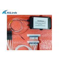 Wholesale 0.8nm DWDM Mux Demux C-band 40ch 100GHz Athermal AWG Module from china suppliers