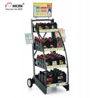 Wholesale Custom Brand Retail Store Fixtures Oil Rack Lubricant Display Motor Oil Display Stand from china suppliers