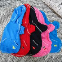 Wholesale Yorkie, Maltese blue Red Pink Black Hoodies Personalized Dog Clothes from china suppliers