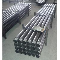 Wholesale NW Casing Steel Drill Rod 1.5m 3m Black Heat Treatment International Standard from china suppliers