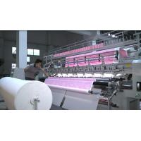 Buy cheap 110 Inches Lock Stitch High Speed Quilting Machine For Making Bed Sheets from wholesalers