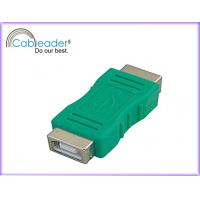 Buy cheap Connector Gold or Nickel Plated USB adapter B Female- B Female UL, CE, RoHS from wholesalers