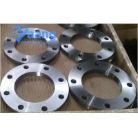 Wholesale ASTM Carbon steel forged plate flange from china suppliers