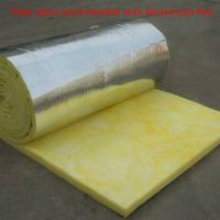 Wholesale Glass wool heat insulation,glass wool roll,glass wool blanket in rolls from china suppliers