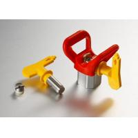 Wholesale Airless Paint Spray Gun Tips With Tip Base , Spray Equipment Parts from china suppliers
