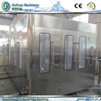 Wholesale Built for Mass Production, Pure, Mineral Water Filling Machine With 304/316 Sataineless Steel Welded Frame from china suppliers